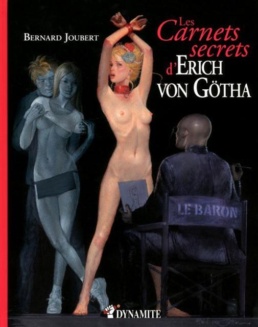 BD - les Carnets secrets d'Erich von Gotha