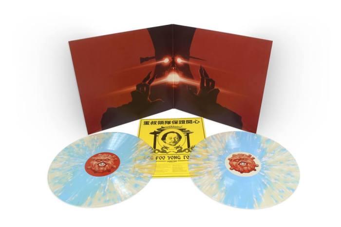 John Carpenter - Big Trouble in little china-LP-c