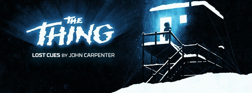 The Thing - John Carpenter-Lost cues EP
